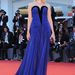 A legkékebb ruha Nathalie Rapti Gomezé – ő ugyan Kolumbiában született, de Görögországban nőtt fel