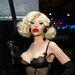 Amanda Lepore a New York-i divathét egy másik eseményén