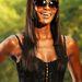 Naomi Campbell saját tévéműsora, a The Face promóeseményén