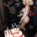 Amanda Lepore a MAO PR divatpromóciós cég 15. születésnapja alkalmából rendezett partin