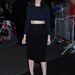 Rooney Mara hasonló szettben, de kisebb haskivágással jelent meg egy New York-i filmvetítésen a MOMÁ-ban, augusztus 13-án. Ön szerint neki áll legjobban a térdet takaró szoknya, vagy Lily Collinsnak?