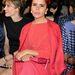 Paloma Faith rózsaszínben a Max Mara divatbemutatóján Milánóban