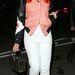 Paloma Faith majdnemfehérben a W magazin partiján Londonban a divathét alatt