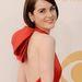 Michelle Dockery a Downton Abbey-ből érkezik a gálára a vörös szőnyegen