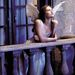 Claire Danes Júliaként az 1996-os Rómeó + Júliában