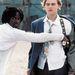Harold Perrineau a Rómeó + Júliában, Mercutio szerepében