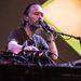 Thom Yorke 2013 áprilisában, már az Atoms for Peace frontembereként