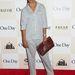 Rachel Roy szintén az elsők között viselt pizsamaszerűséget egy eseményre – nem hiába divattervező
