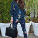 Tallulah Harlech modell ugyancsak idén júniusban divatozott ugyanabban a ruhában, ami Rashida Joneson is volt