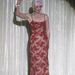 Betsy Horn, azaz Ms. Florida estélyi ruhában