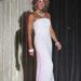 Carolyn Corlew, a későbbi győztes a verseny kezdetén, amikor még csak a Ms. Tennessee cím volt az övé, estélyi ruhában