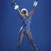 Miley Cyrus a színpadon