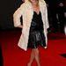 Kate Moss a brit divatdíjak kiosztóján