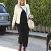Gwen Stefani terheskabátkában a hollywoodi télben