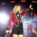 Taylor Swift a Red Tour színpadán