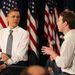 Zuckerberg fontos ember lett. Nem kicsit. Barack Obama még fontosabb (vagy nem?).