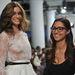 A márka: Diana Vasquez – a jobb oldalon maga a tervezőnő látható