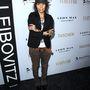 Februárban Annie Leibovitz sokak által szponzorált könyvbemutatóján