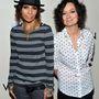 Ez egy most márciusi fotó, a kép jobb oldalán Sara Gilbert látható, akivel Perry évek óta kapcsolatban él