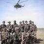 Koszovóban 150 ember szolgált.