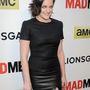 Elisabeth Moss a Mad Men utolsó évadjának premierje alkalmából tartott bulin, 2014. április 2-án