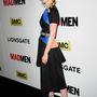 January Jones a Mad Men utolsó évadjának premierje alkalmából tartott bulin, 2014. április 2-án