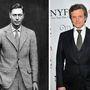 VI. György – Colin Firth. A királyok is jóképűbbek a filmen, mint az életben. Colin Firth a Király beszéde című filmmel tarolt VI. György szerepében