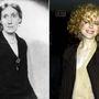 Virginia Woolf – Nicole Kidman. Erről a párosról ön is tud mindent: az ausztrál díva olyan ügyesen csúnyult hozzá egy műorr segítségével a brit írónő szerepéhez, hogy Oscar-díjat adtak neki.