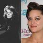 Édith Piaf – Marion Cotillard. Édith Piaf nem volt egy külösebben szép nő, de az ő korában szerencsére nem is kellett feltétlenül a szexbombaság az énekesnői karrierhez. Persze azért 2007-ben őt is egy kifejezetten csinos színésznő játszotta a La vie en rose-ban.