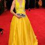 És még valaki, aki nagyon nem talált a citromsárgával: Julie Macklowe