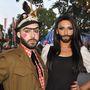 Tavaly szeptemberben már-már népviseletben a Wiener Wiesn Fesztiválon