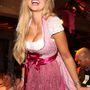 Rosanna Davison az Oktoberfesten