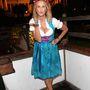 Monica Ivancan az Oktoberfesten